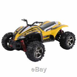 124 2.4G 4WD High Speed RC ATV Buggy Off Road Car Radio Remote Control Truck