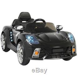 12V Ride on Car Kids RC Car Remote Control Electric Battery Power with Radio & MP3