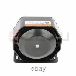 12V Wireless Remote Control 400W Car 8 Sound Loud PA Speaker Horn MIC System