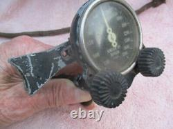 1934-1935 American Bosch car radio with steering column mounted control head