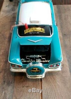 1958 Bel Air Radio Shack Lowrider Remote Control RC Classic Antique Car