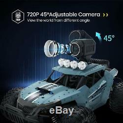 1/16 Scale RC Cars 2.4G Radio Remote Control Off-Road Monster Trucks with Camera