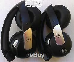 2009-2013 Mercedes Benz S550 S600 Car Entertainment Wireless Headphone + REMOTE