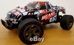 2.4GHZ MONSTER TRUCK BEAST BUGGY 20KM/H RECHARGEABLE Radio Remote Control Car