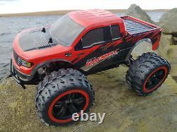2.4GZ OFF ROAD American Monster Truck Radio Remote Control Car 1/10 20km/h