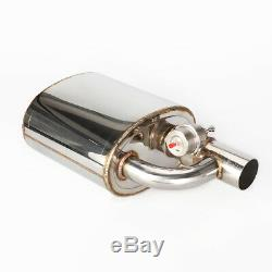 2.75 Inelt /Outlet 70MM Car Stainless Steel Exhaust Muffler Resonator