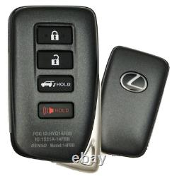 2 Lexus RX350 2019 Power Door Keyless Remote Car Key Fob