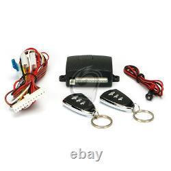 3 LED Car Radio Remote Control Keyless Entry BMW E30