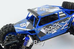 4WD ROCK ROVER 2.4GHZ 3in1 RC RADIO REMOTE CONTROL CAR OFF ROAD WATER SNOW LAND