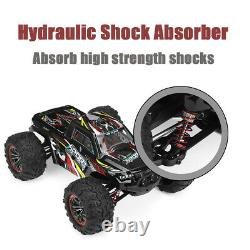 50Km/h 1/10 4WD RC Car Oversized Tires Off-Road Vehicle 2.4G Remote Radio Car