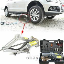 5TON Wireless Remote Control Auto Electric Car SUV Hydraulic Floor Jack Lift HOT