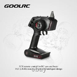 5X GoolRC TG3 Radio Remote Control Transmitter with Receiver for RC Car Boat USA