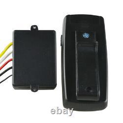 65ft 12V Wireless Winch Remote Control Kit Switch Handset For Car ATV SUV UTV