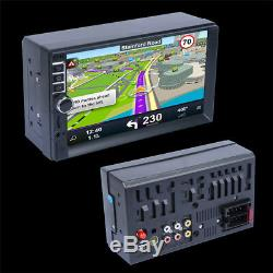 7 Touch Screen Car MP5 Radio FM Player GPS Android Mirror Link + Remote Control
