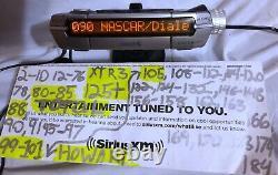 ACTIVE LIFETIME SUBSCRIPTION Sirius Xact XTR3 Satellite Radio XM Receiver ++ KIT
