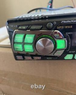 ALPINE CDA-9811 FM/AM Car Stereo Radio Receiver CD MP3 Remote Tested & Working