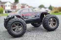 AMERICAN MONSTER TRUCK RADIO REMOTE CONTROL CAR 2.4GHz 112 RAPID SPEED 42 KM/H