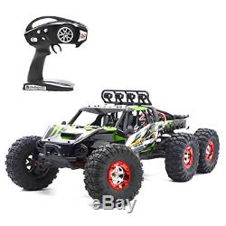 Aiitoy Fast RC Cars, 6WD 60km/h Brushless 112 Scale 2.4Ghz Radio Remote Control