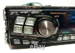 Alpine CDA-7894 Vintage Old School CD Player In Dash Receiver Car Radio Remote