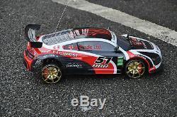 Audi R8 Style 4WD Drift Radio Remote Control Car RC Drift Car 110 Scale