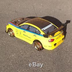 BMW M3(GT4) Style 4WD Radio Remote Control Car Drift Car 110 Scale