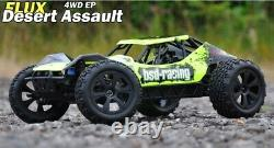 BSD Racing Flux Desert Assault RC Off Road Buggy Radio Remote Control Car4WD RTR