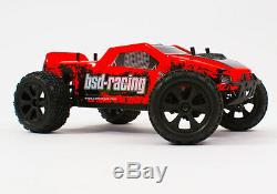 BSD Racing Prime Onslaught V2 RC Truck 1/10 Scale 4wd Radio Remote Control Car