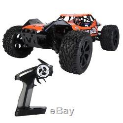 BSD Racing Prime RC Truggy 1/10 Scale RC Car 50KM/H Radio Remote Control Red