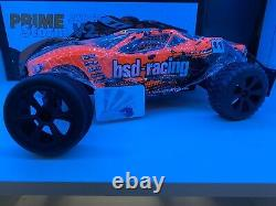 BSD Racing Prime Storm RC Truggy RTR 1/10 Scale Radio Remote Control Car