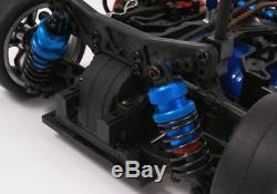 BSD Racing Prime Street Assault R/C Radio Remote Control 4WD Drift RC Car 110