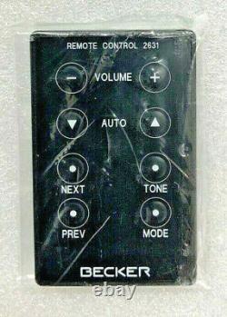 Becker Mexico BE 2330 Infrarot Fernbedienung infrared remote control 2631 Radio