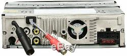 Bluetooth Boss 3.2 Car Stereo DVD CD Player AM/FM Radio AUX-IN USB/SD & Remote
