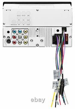 Boss Bluetooth 6.2 Touchscreen Car Stereo USB/SD AM/FM Radio AUX-IN EQ Remote