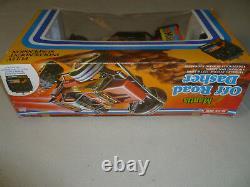 Boxed Mantis Rc Blue Toys Car Off Road Dasher Radio Control Vintage 1980s Remote