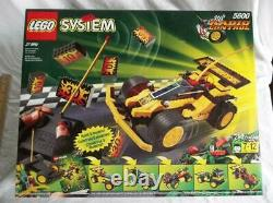 Brand New LEGO Racers RC 5600 Yellow Race Car Radio Remote Control RETIRED 1998
