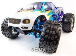 Bug Crusher Pro Nitro Remote Control Truck RC Car Radio Controlled