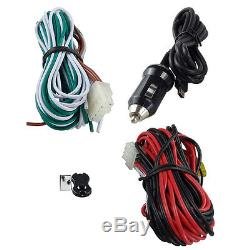 CAR Police Siren Horn High Power Speaker 600W DC12V Wireless Remote Megaphone US
