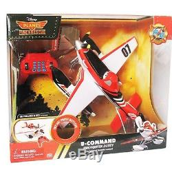 Disney Planes U Command Dusty Ages 4+ RC IR New Toy Radio