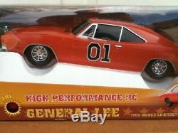 Dukes of Hazzard General Lee Radio Remote Control RC 1/10 Scale Car BRAND NEW