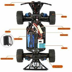 FUNTECH RC Car High Speed Remote Control Car 1/18 Scale 2.4 Ghz Radio Fast 30
