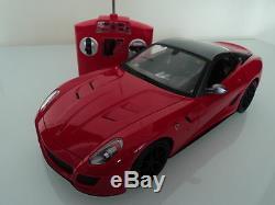 Ferrari 599 GTO Supercar Radio Remote Control Car 1/14 Scale Red New Boxed