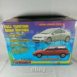 Flossin' Honda Civic Si Radio Control RC Remote Car Vehicle 2006 1986 Bodies
