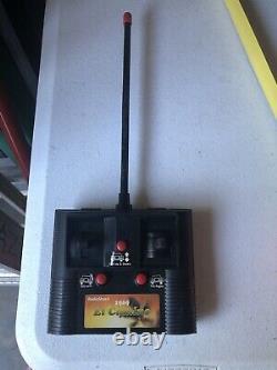 H59 Vintage Radio Shack 1969 El Camino Remote Control Car Hydraulics Lowrider