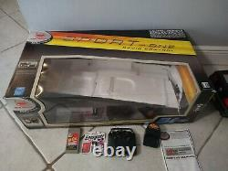 HUGE 27 New Bright Ford Mustang 1/6 scale Remote Radio Control Car RC OPEN BOX