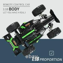 High Speed Car Radio Controlled Machine Remote Control Toys 1 18 20km/h 50km/h