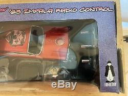 Homie Hoppers Lindberg Toys 63 Impala Radio Control 1/25 Scale Remote Car