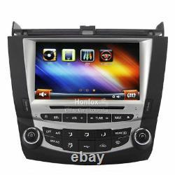In-Dash Car DVD Player GPS Navi Headunit Radio for Honda Accord 7th 2003-2007