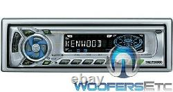 KENWOOD KDC-4019 OLD SCHOOL CD AUX REMOTE CAR STEREO 50W x 4 AMPLIFIER RADIO NEW