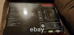 KICKER KXA800.1 800W Monoblock Amp KXA Class-D Car Amplifier with Wireless Remote