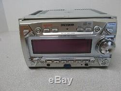 Kenwood DPX-8030MD Car Radio Stereo Remote Double Din MD/CD WMA MP3/DSP Receiver